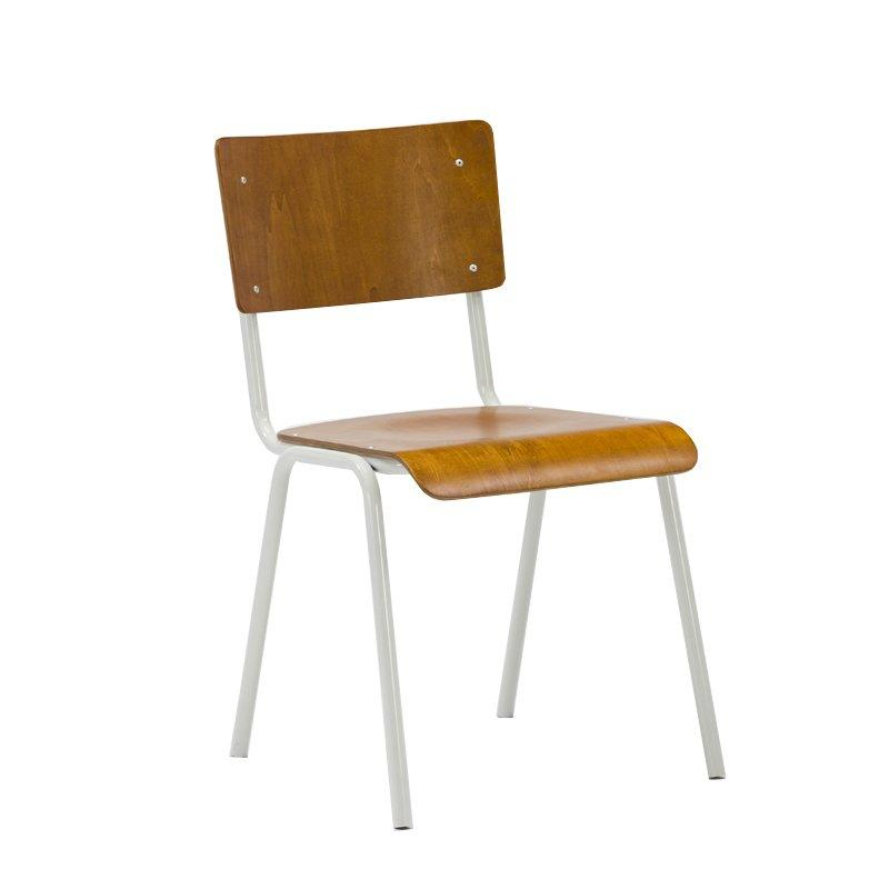 School Furniture Stacking Student Chair-1