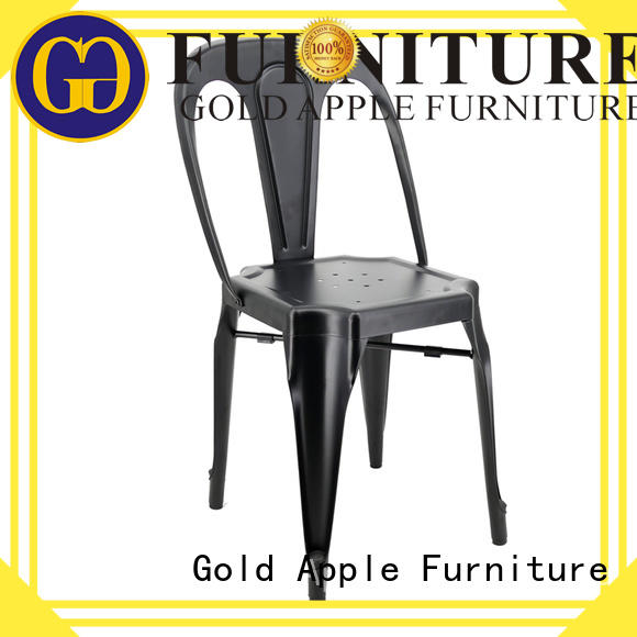 Gold Apple metal wire best outdoor chairs multi-color coffee chairs