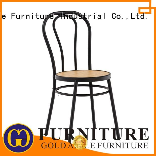 european style comfortable wooden chair wooden modern design cafe furniture