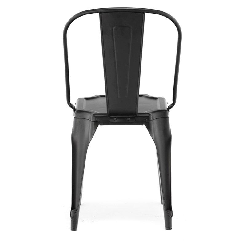 Metal For Wholesale Steel Frame Chair Vintage Dining Room Chairs outdoor metal chair GA2102C