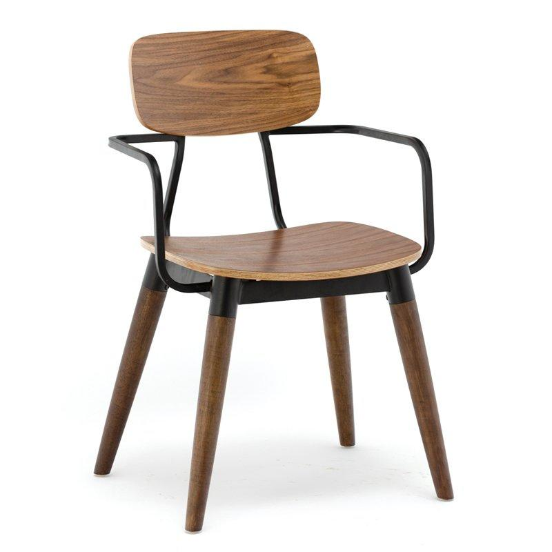 Competetive price dining room furniture design cafe chairs modern GA2001BC
