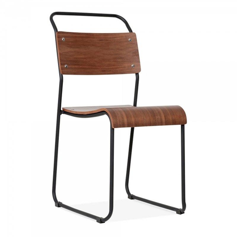 Triumph Stylish modern furniture wooden dining chair cheap bent wood restaurant chairs GA2302C-45STW