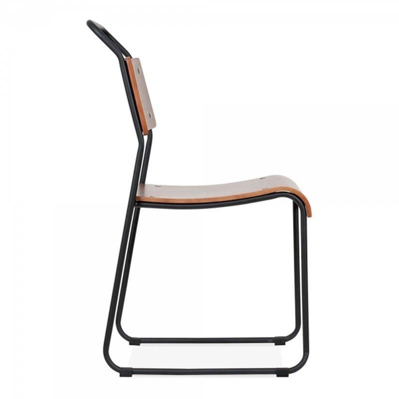 Wooden  Bistro Chair GA2302C-45STW