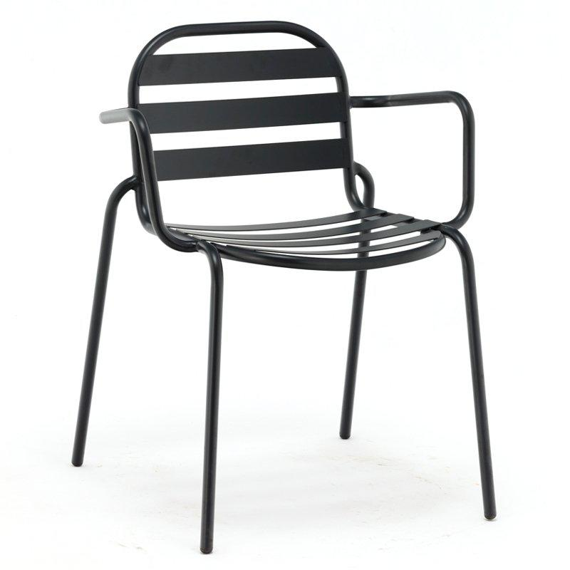 Ebay Best Selling High quality outdoor dining plastic chairs stacking chairs for restaurant GA804BC-45ST