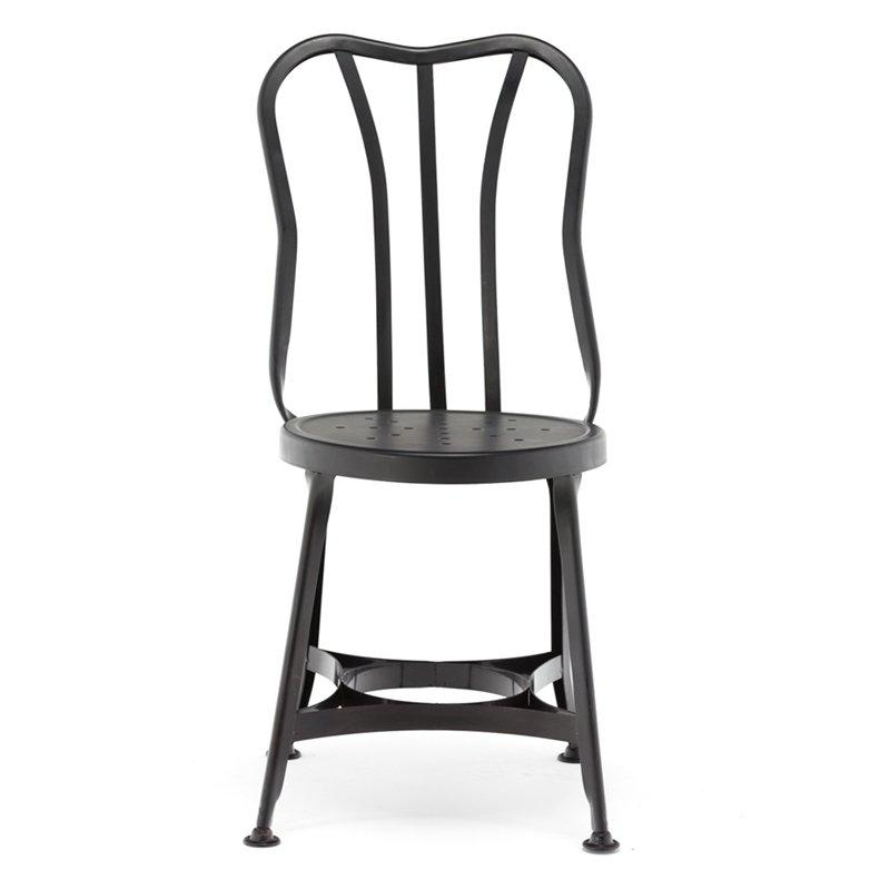 French-Style Classical wrought iron dining room chairs/ Bar stool GA404C