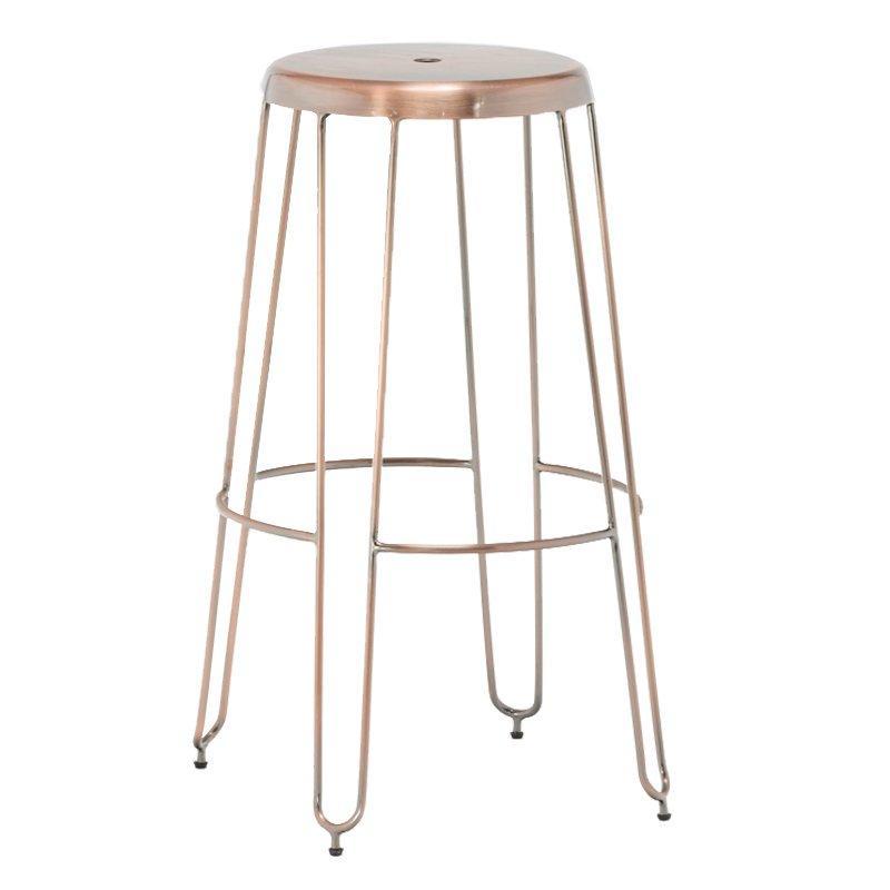Metal Bar Furniture Hairpin Leg Bar Stool GA302C-75ST