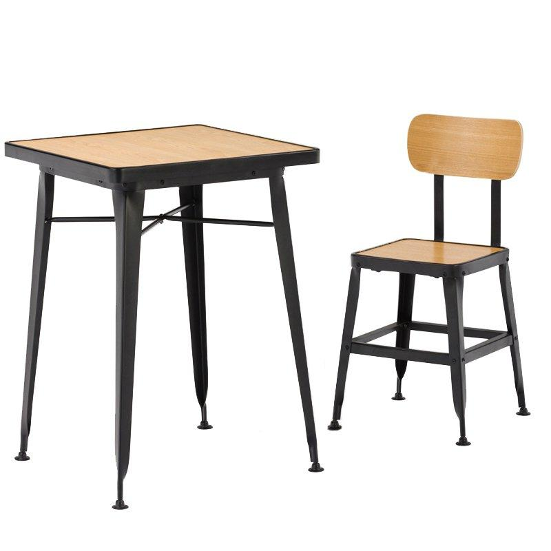 Modern Restaurant Cocktail Coffee Table and Chairs Sets GA501T