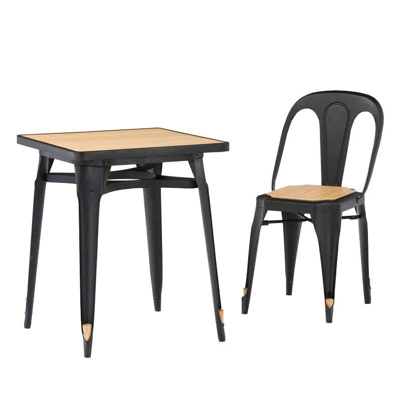 Coffee Hotel Cocktail Table and Chairs with Seating GA2101T
