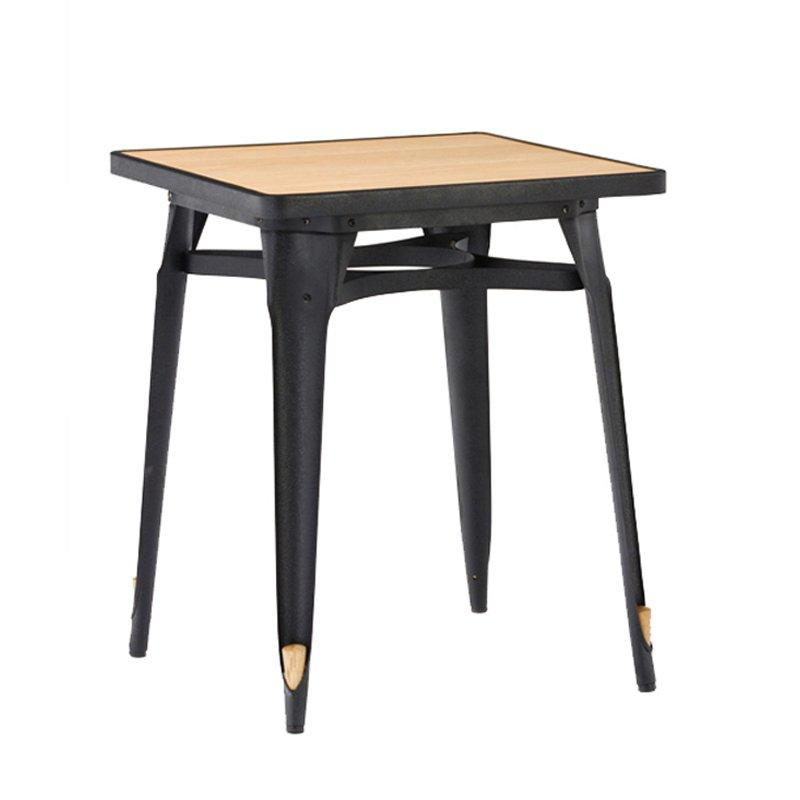 French Style Industrial Steel Restaurant Tables GA2101T