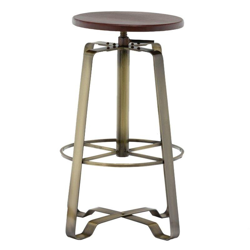 Wooden Kitchen Counter Stools GA607C-65STW