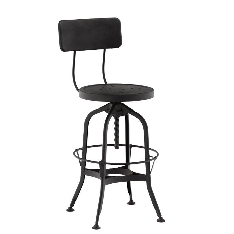 Metal Swivel Bar Stool GA403BC-65ST