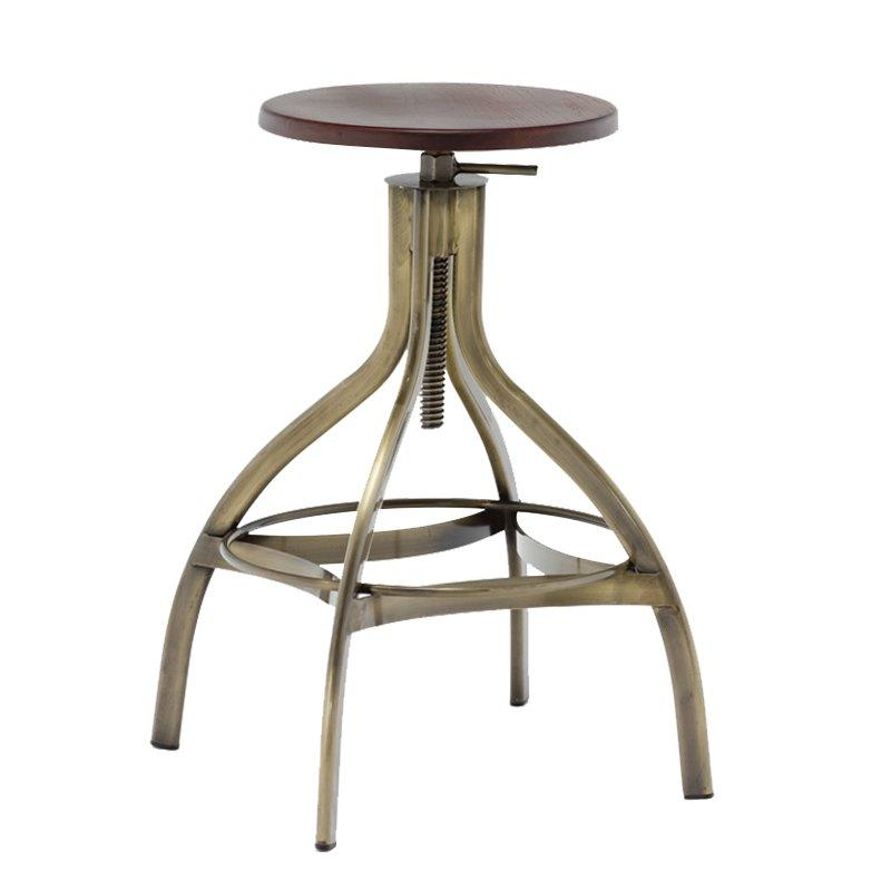 Factory Supply Bar Furniture Cafe Steel Bar Stool GA606C-65STW