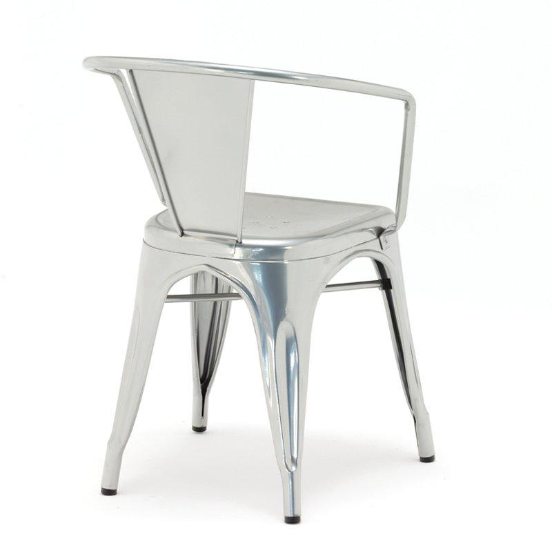 Hotel Banquet Chair Used Stacking Silver Chair GA103C-45ST