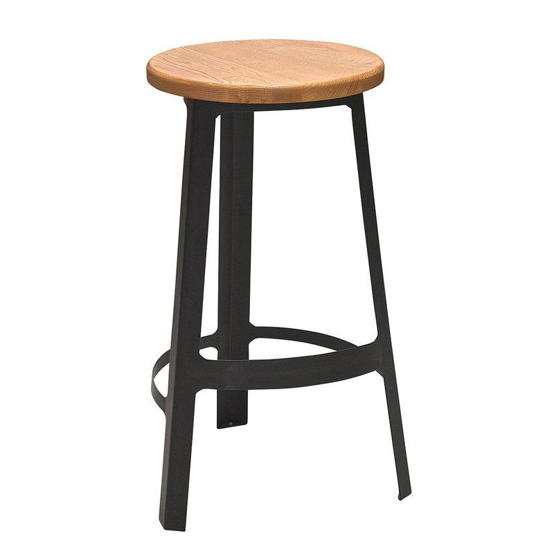 Wood Counter Stools without Backs GA2301ST-65STW