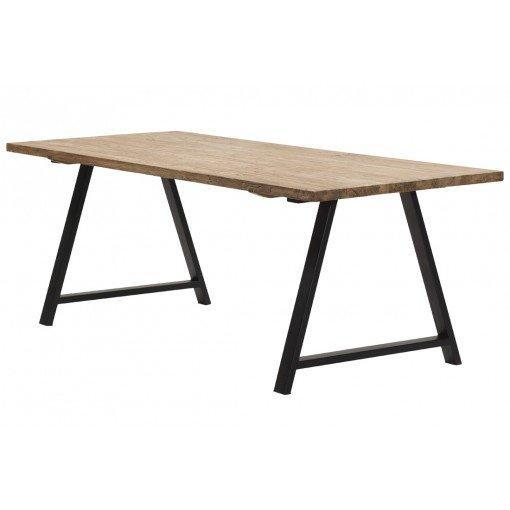 Restaurant Furniture Solid  Wood Long Table GA701T