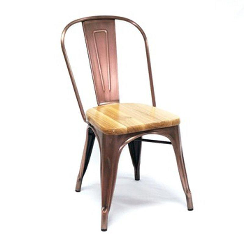 Hot sale furniture restaurant modern style solid wood design windsor dining chair in burlywood GA101C-45STW