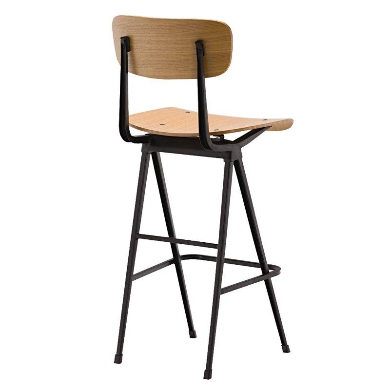 Friso Kramar Plywood Bar Stool GA2901C-75STW