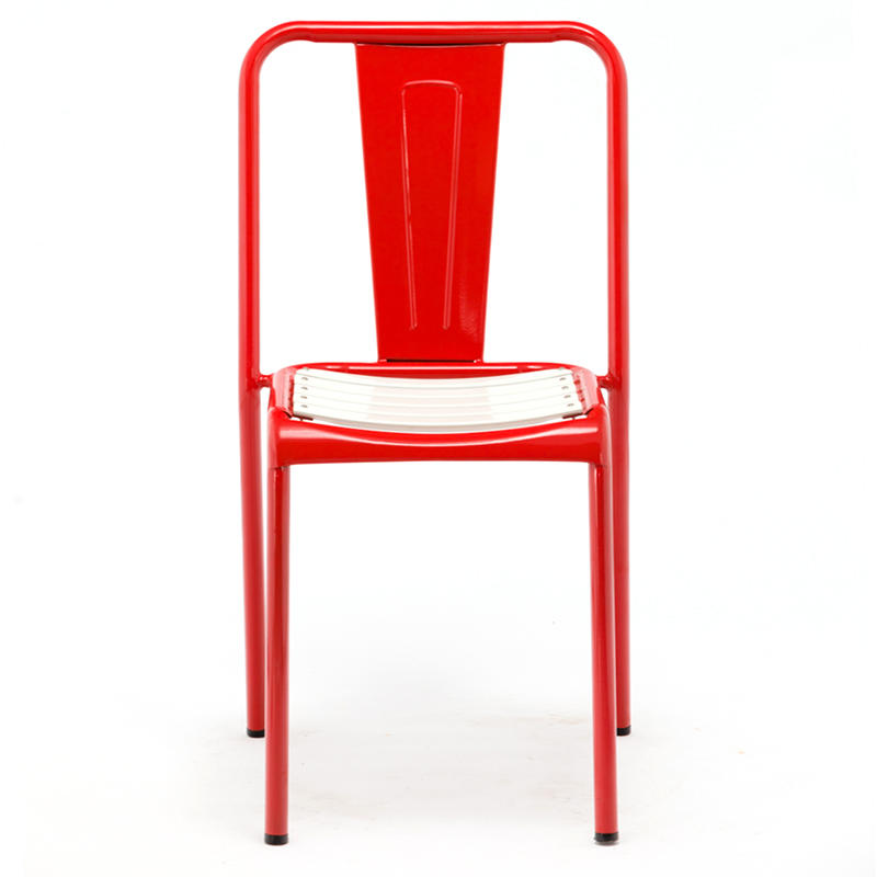 Restaurant Furniture Industrial Metal Restaurant Chair GA2401C