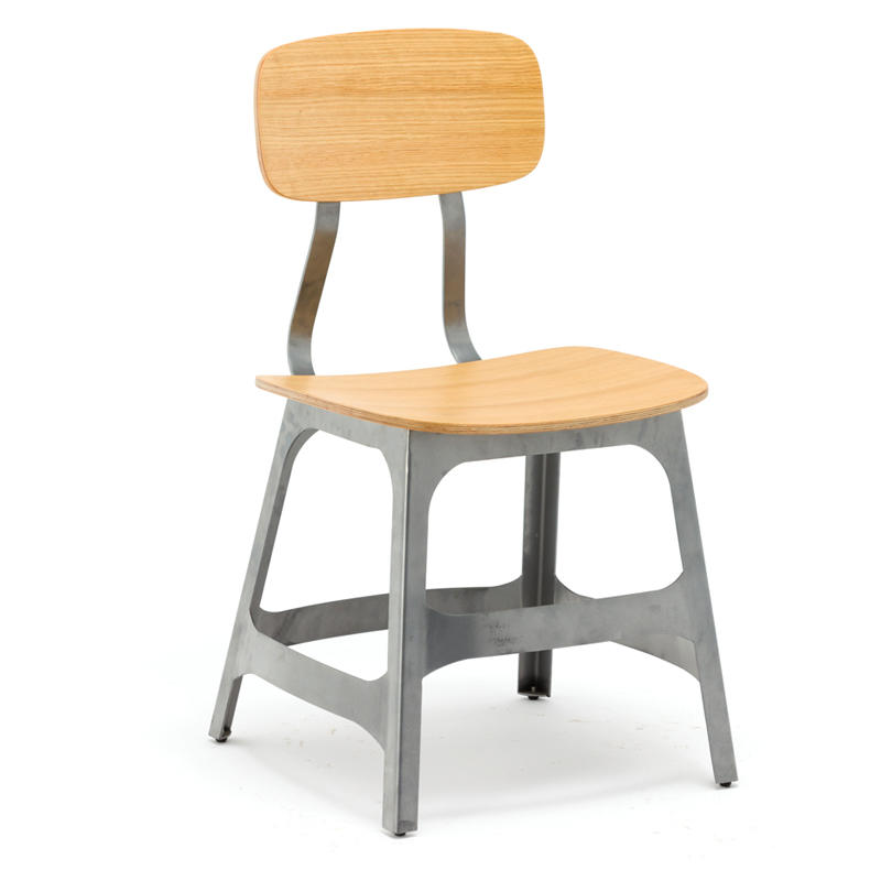 Durable Plywood Cheap Fast Food Restaurant Chairs For Sale GA3401C