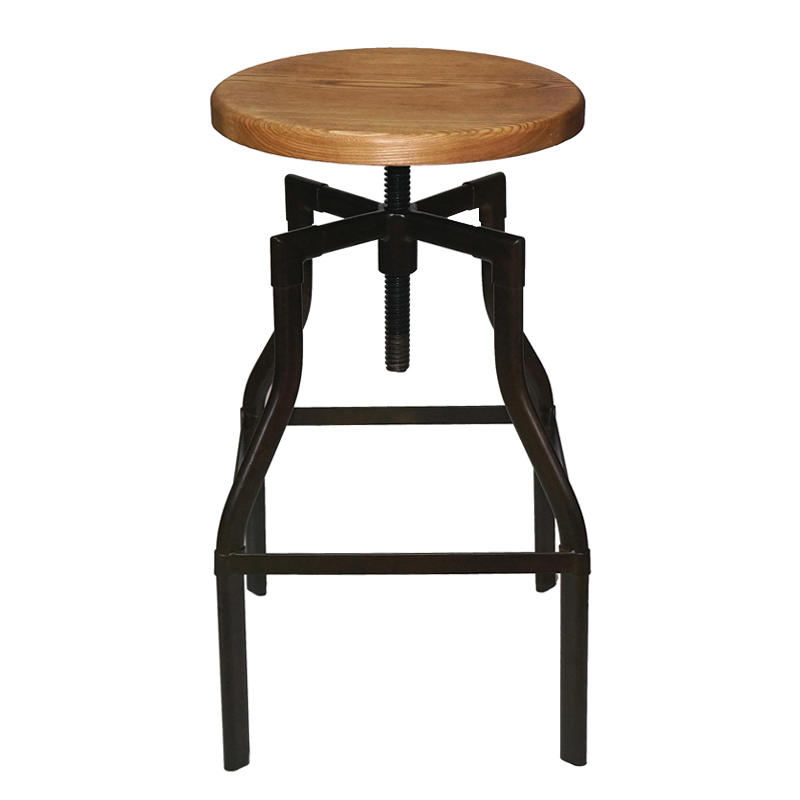 Bar Furniture Wooden Bar Stool for Sale GA601C-65STW