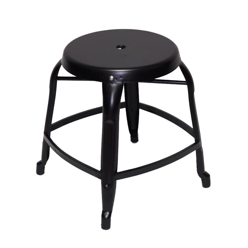 Outdoor Metal Stacking Low Stool GA301C-45ST