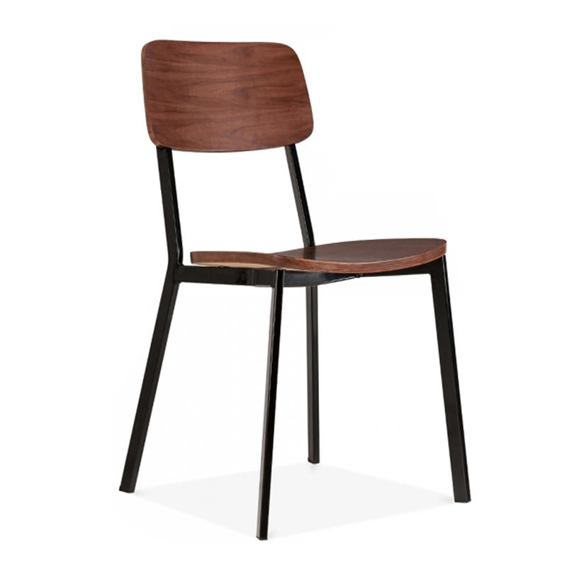 Wholesale Plywood Coffee shop Chairs For Sales GA3001C