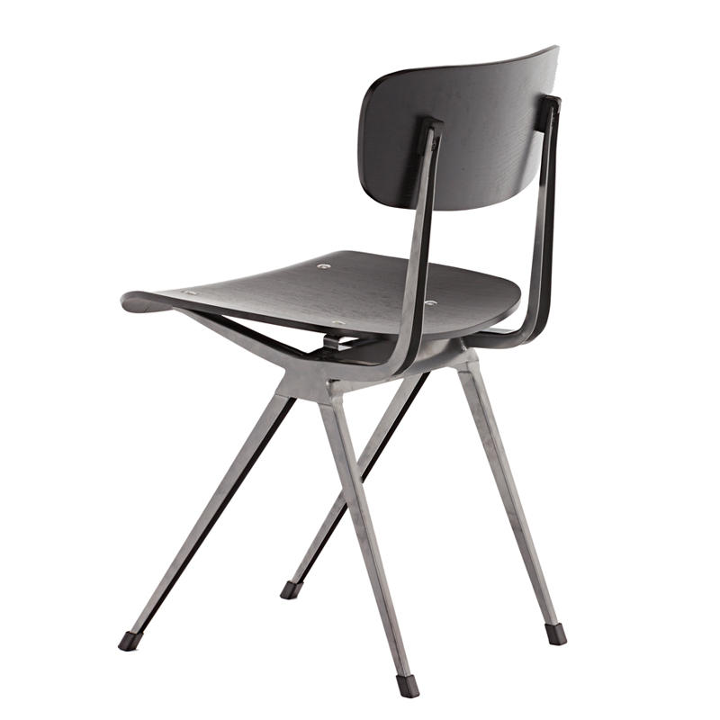 Guangzhou Commercial Furniture Plywood Cafeteria Chair GA2901C