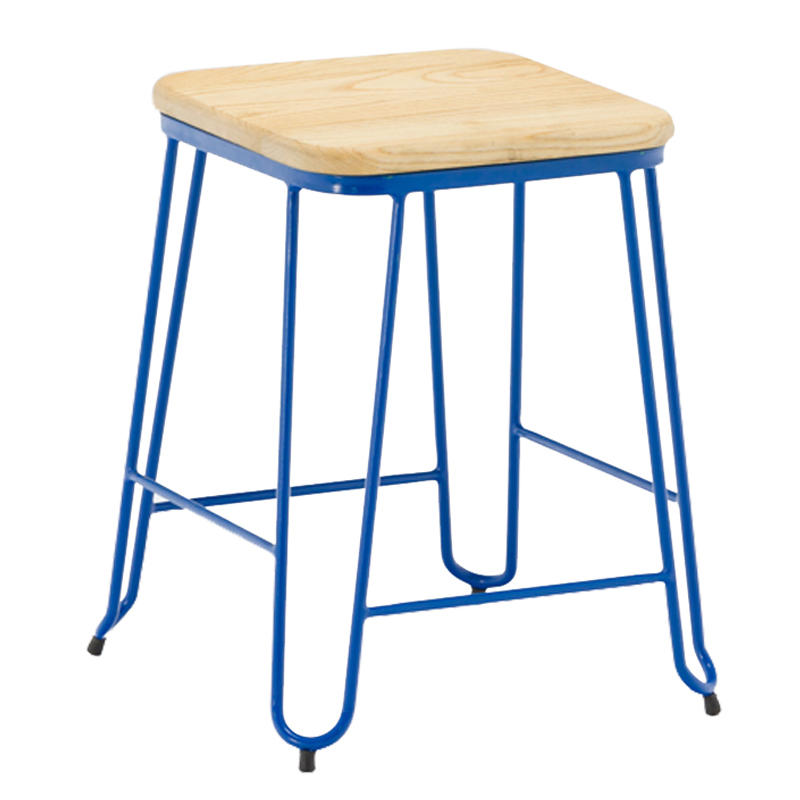 Metal Steel Pub Stool GA203C-45STW