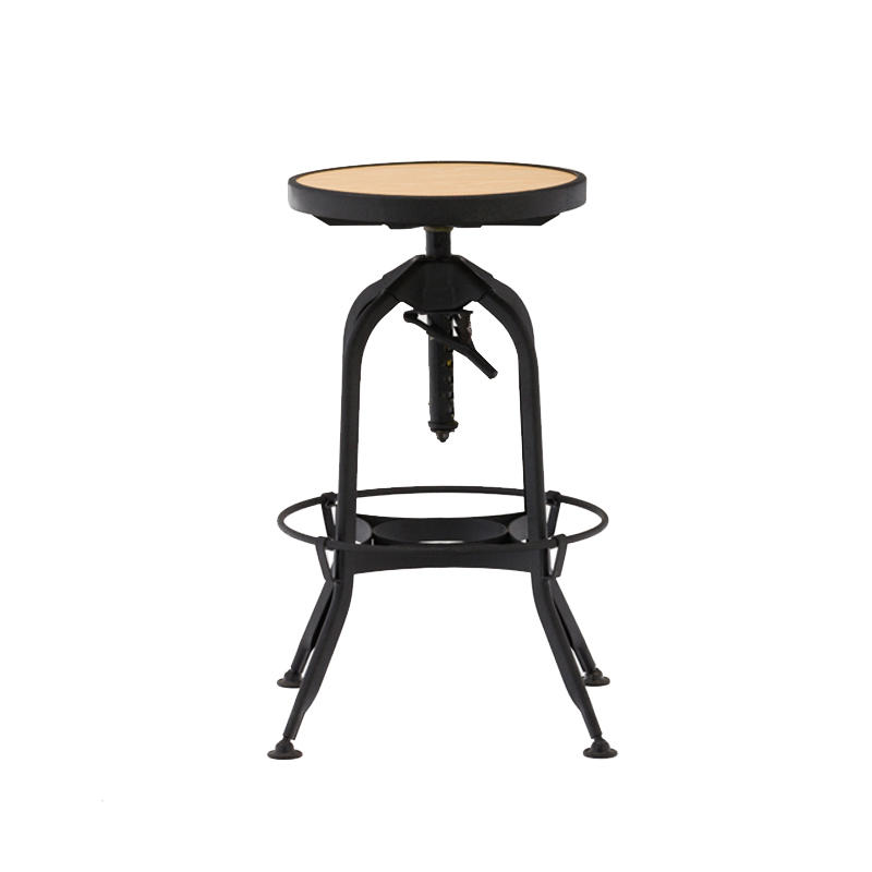 Modern Design Adjustable Kitchen Bar Stool Chairs GA401C-65STPW