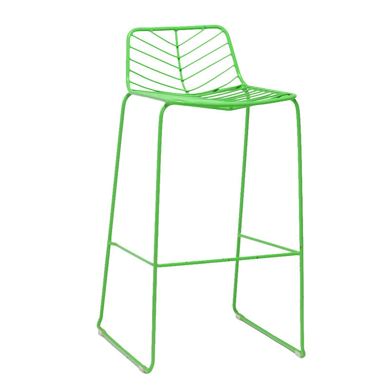 Wholesale Tall Wire Barstool  GA2204C-75ST