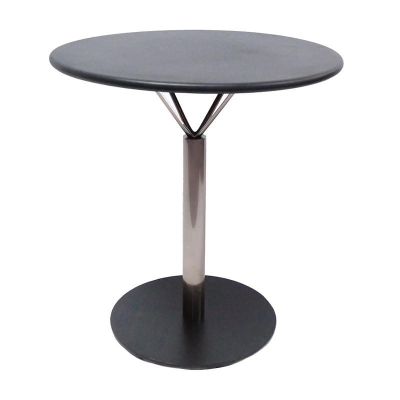 Commercial Round Steel Table For Dining GA2201T