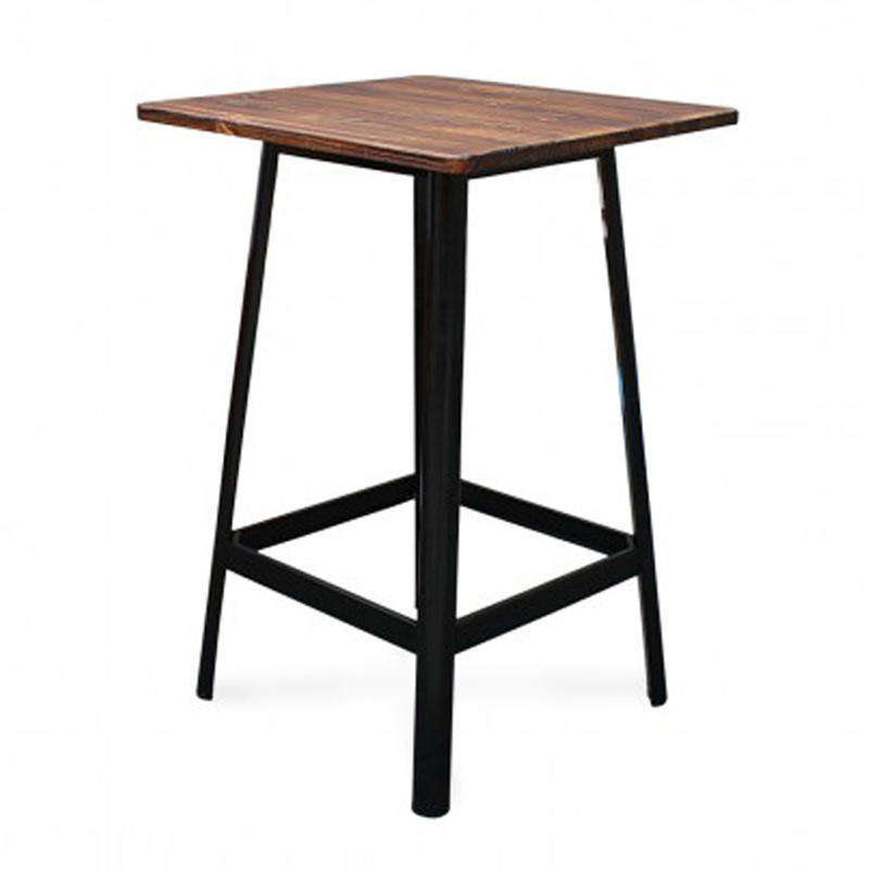 Commercial Wooden High Table For Bar GA704T