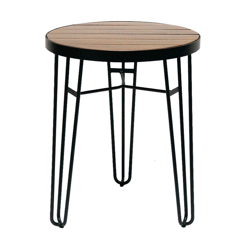 Customized Metal Leg Hairpin Table