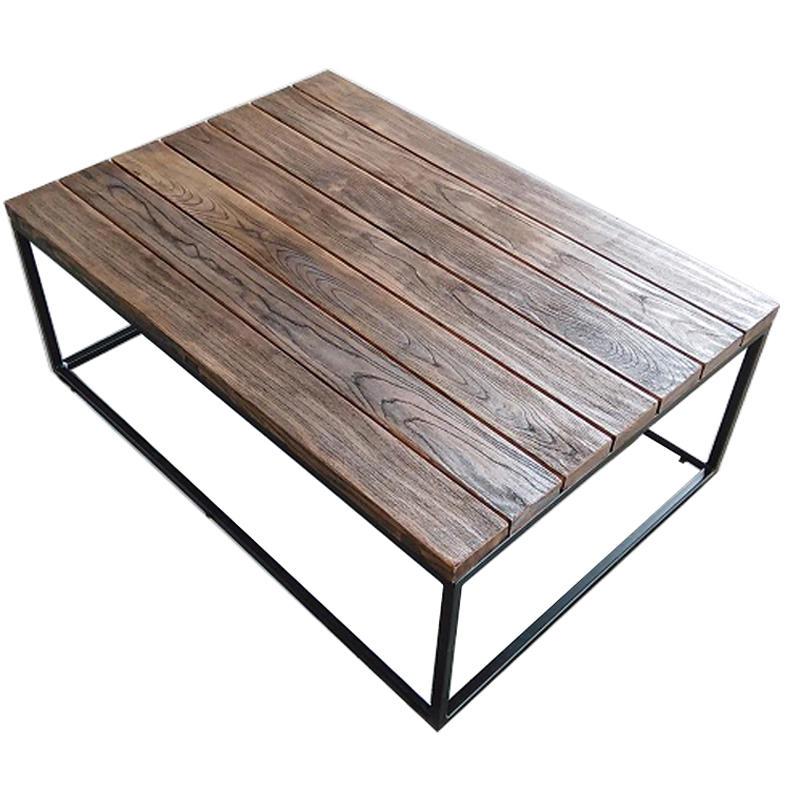 Wholesale Popular Design Ash Wood Coffee Side Table GA604