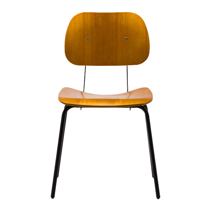 Retro Project Design Wooden Dining Chairs GA3501C-45STW