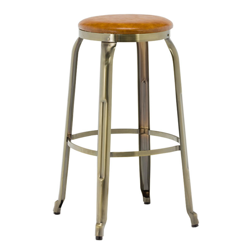 Industrial Vintage Counter Stool GA301C