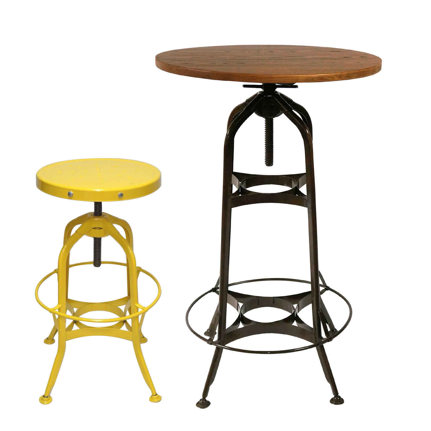 Swivel Bar Table and Stool GA401