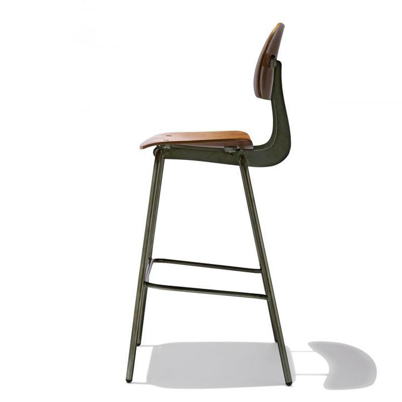 Designer Furniture Plywood Stool GA3501C-75STW