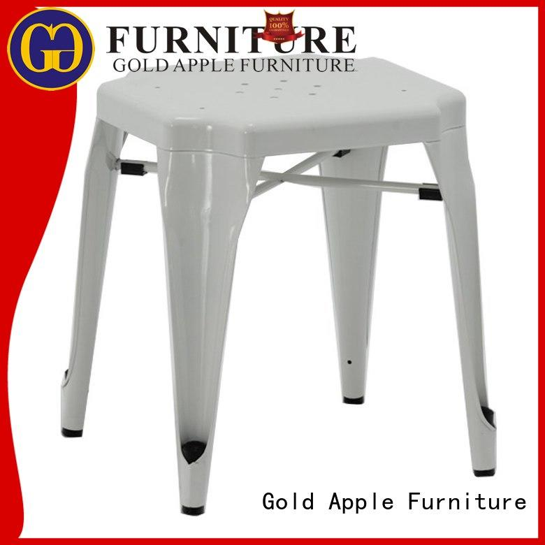 comfortable outdoor counter height stools high-quality metal wire
