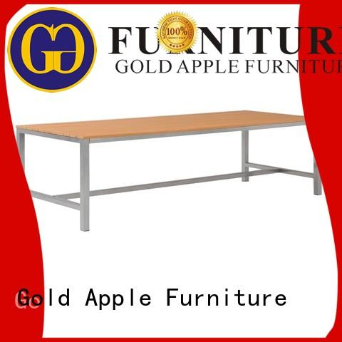 Gold Apple durable outdoor tables for sale living room for dining room