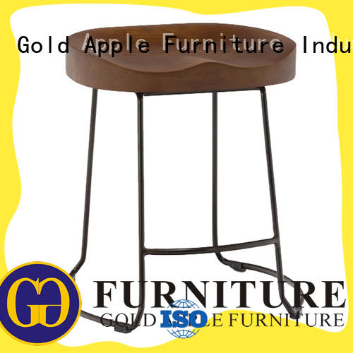 Gold Apple low price low stool chair school chair at discount
