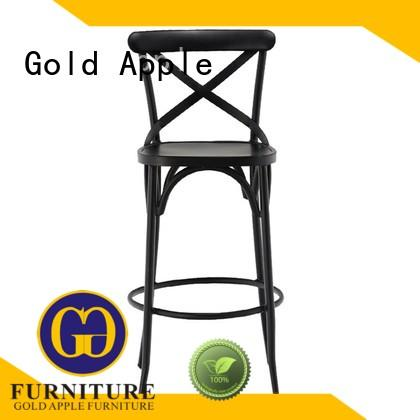 Gold Apple top-selling wholesale bar stools commercial dining room