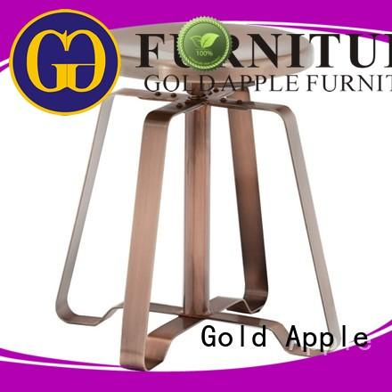 Gold Apple low price low kitchen stools fashion for wholesale