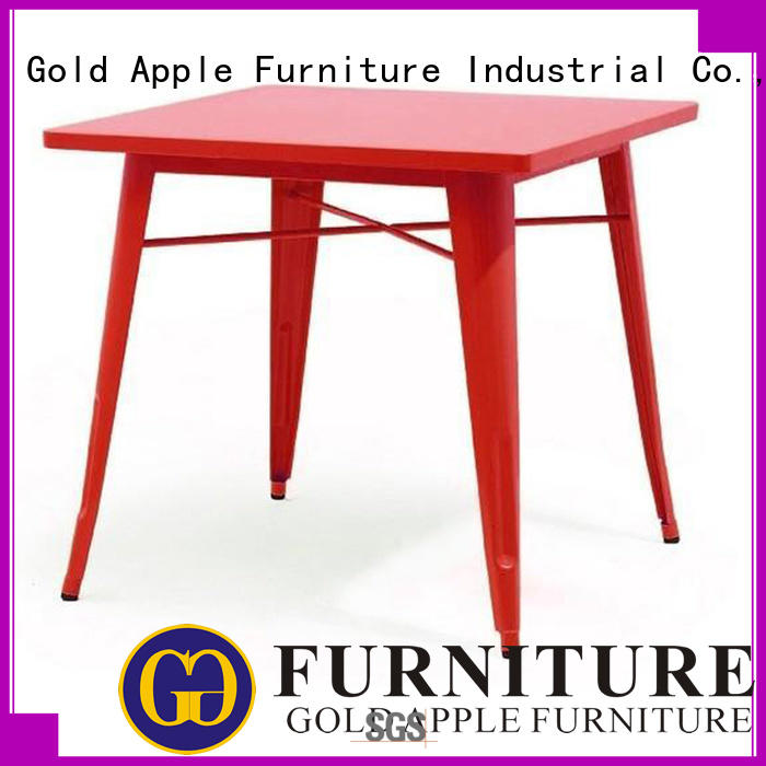 Gold Apple Brand coffee furniture garden furniture table banquet