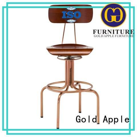 antique wooden stool tops elegant for restaurant