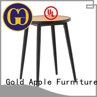 solid ash wood wooden coffee tables for sale custom for coffee shop Gold Apple