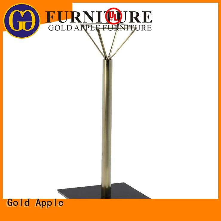 popular steel coffee table legs hot-sale creative for hotel