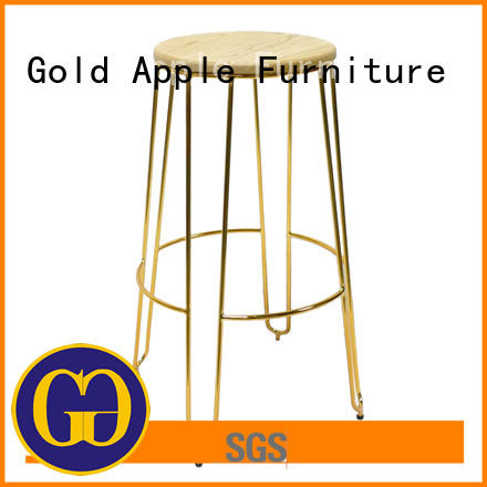 China Kitchen Metal Counter Stool GA302C