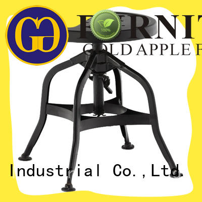 Gold Apple low stool chair professional restaurant chairs