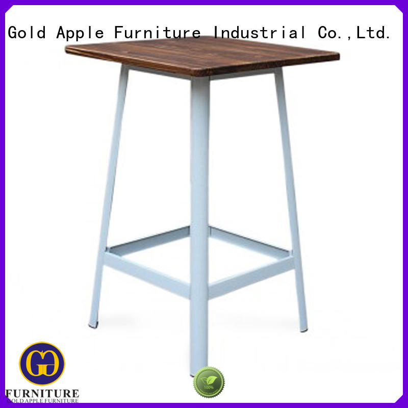 Gold Apple outdoor party kitchen bar table set commercial high-quality